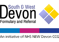 South & West Devon Formulary and Referral